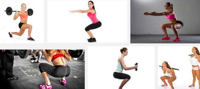 Ejercicios para bajar de peso y piernas