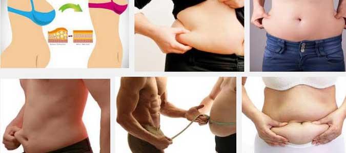 Eliminar la grasa abdominal mujeres